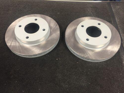 Pour NISSAN LARGO 2.0 2.4 Essence Diesel disques de frein avant