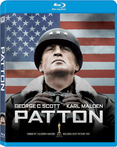 Patton-New-Blu-ray-With-DVD-Widescreen-Ac-3-Dolby-Digital-Dolby-Digital