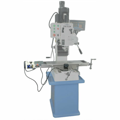 X AXIS POWER FEED FOR MOST BENCH TYPE MILLING MACHINES
