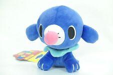Pokemon Center Original Pokedoll Popplio Blue Seal Plush Poke Doll