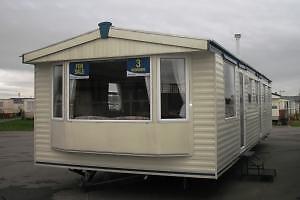 Atlas Moonstone  2003 3 Bedrooms, 8 Berth - Static Caravan Kent