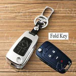 Key Case Holder Fob Bag Box Cover Fit For Chevrolet Malibu ...