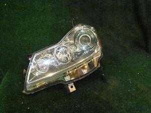 2006 Infiniti M35 Lh Driver Headlight Adaptive See