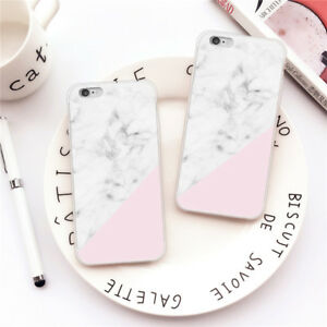 Ultra-Slim-Marble-Soft-TPU-Silicone-Back-Case-Cover-For-iPhone-8-7-Plus-Samsung