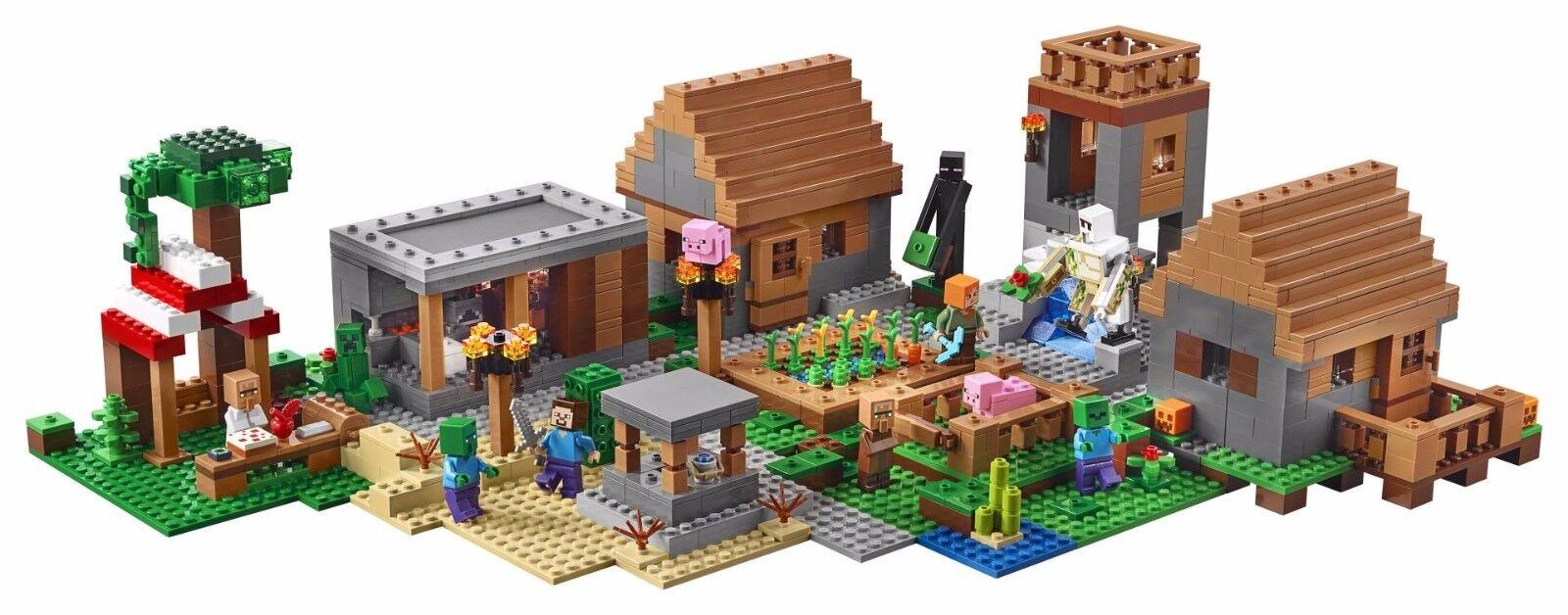 Lego 21128 le village-The Village-NEUF NEUF dans sa boîte RARE