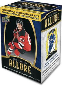 2019-20-Upper-Deck-Allure-Hockey-Factory-Sealed-5-Pack-Blaster-Box