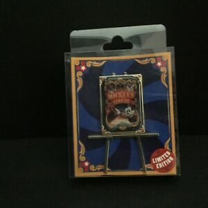 WDW-Mickey-039-s-Circus-Poster-Pin-and-Easel-LE-300-Disney-Pin-90530