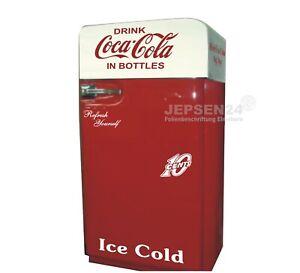 Coca-Cola-Kuehlschrank-Aufkleber-Set-10-Cent-6-teilig-2-farbig-z-B-Rot-Weiss
