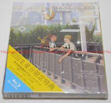 New Digimon Adventure tri. Vol.3 Kokuhaku Limited Edition Blu-ray Booklet Japan