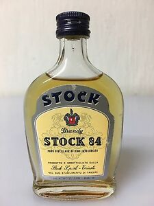 Mignon-Miniature-Stock-84-Brandy-Invecchiato-39cc-40-Vol-C