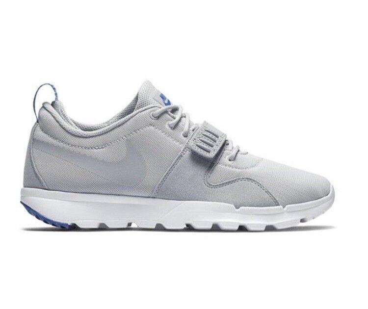 Nike trainerendor wolf grauen royal weiße schuhe nur selten