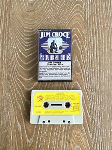 Jim Croce Greatest Hits Cassette Tape Bad Leroy Brown Time in a Bottle