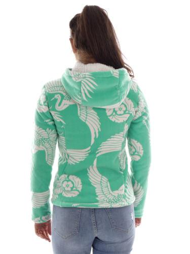 Veste Brunotti fonctionnelle Fleece Corvus Jacket Vert Veste Warm Capuche qPfwOxTf