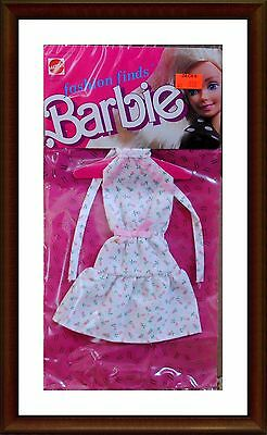 Vintage Barbie Clothes - 1980's Fashion Finds   - NRFP - In Package - Lot 2