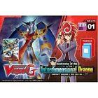 Card Fight Vanguard Awakening of The Interdimensional Dragon Trial Deck