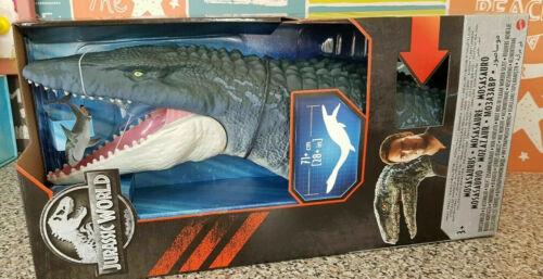 Jurassic World Mosasaurus Real Feel Skin 71 cm Figure NEW 2020