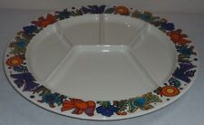 Villeroy & and Boch ACAPULCO fondue / sectioned party plate