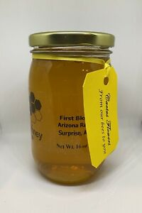 Honey-Raw-Honey-Pure-Honey-Cactus-flowers-blossom-Raw-Honey-16oz-IVANs-BEE