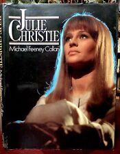 Legendary international film star Julie CHRISTIE biography w/Photographs DJ1stHB