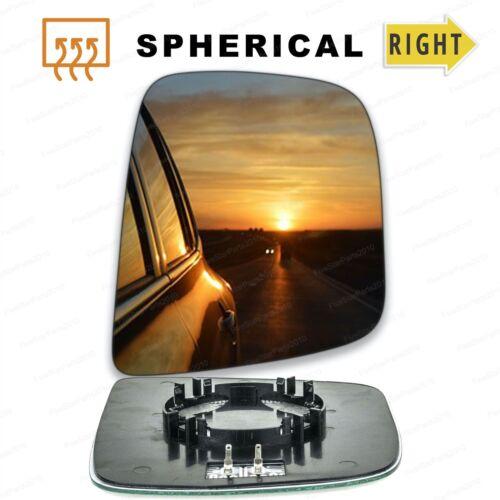 Para Nissan NV200 Derecho Lasizquierda Retrovisor Cristal 2010-2020 Puerta Lado