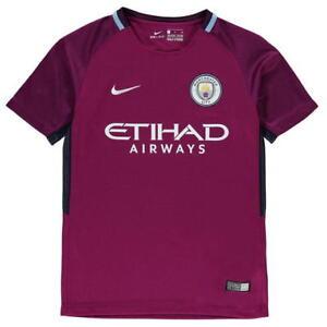Nike Manchester City Away Shirt 2017 2018 SIZE 13-15 YEARS REF C5310 ... 9b225e5d1435e
