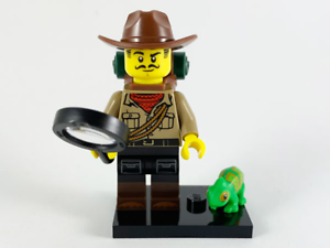 Lego Figure Jungle Explorer Series 19 col19-7