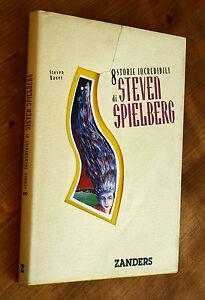 STEVEN-SPIELBERG-8-Storie-incredibili-p-e-1995-Zanders-Illustrato