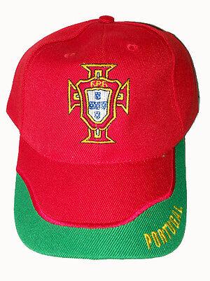 *em -wm* Basecap / MÜtze* Rot* Portugal* Zu Verkaufen