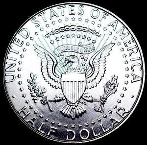2012 P Kennedy Half Dollar ~ Choice Uncirculated from U.S Mint Roll