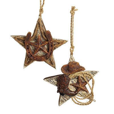 Western Star Ornament Ebay