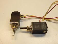 2 Clarostat 100k Ohm Precision Multi Turn High Quality Potentiometer