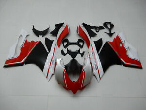 Fairing-Bodywork-Kit-ABS-Fairings-Work-Fit-Ducati-1199-Panigale-Superbike-Coach