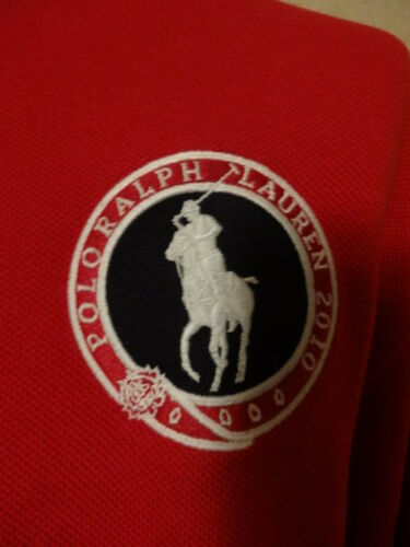 Xl Zip Sweater patch Felpa Ralph flag 2010 Lauren Vancouver Polo Olympics gqSOTtSw