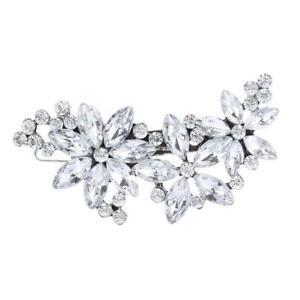 Crystal-Flower-Hair-Clips-Rhinestone-Barrettes-Bride-Hairpins-Hair-Jewelry