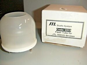 JTL-Flash-Tube-2213-For-Mobilight-300WS-Strobes-JTL-Studio-System-NOS