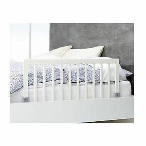 Babydan Childrens Wooden Bed Rail Deluxe Safety Toddler Bed Guard
