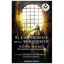 El laberinto de la serpiente (Spanish Edition)-ExLibrary