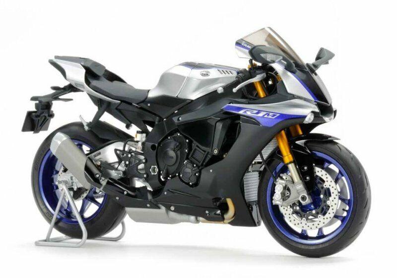 Tamiya 21165 1 12 Scale Yamaha YZF-R1M 2018 Masterwork Sammlung Finished Modell