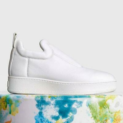 CELINE Pull On Sneakers Flats Shoes