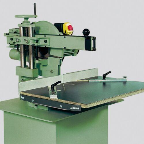 Aigner fixation rail longueur 330 mm pour table Fraise 212103000191