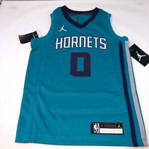 Charlotte Hornets #0 Miles Bridges NEWCity Edition Swingman Jersey
