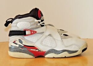 Nike Air Jordan Retro Shoes Sneakers Basketball 6Y Youth 8 VIII Bugs ... 4b9efe9de