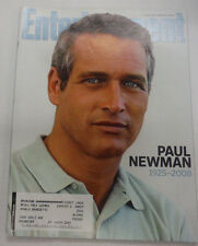 Entertainment Weekly Magazine Paul Newman October 2008 061915R