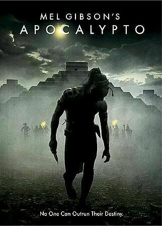 Mel Gibson's Apocalypto (DVD, 2007) New & Sealed