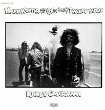 """Kapt. Kopter and the (Fabulous) Twirly Birds"" Randy California 150 gm White Vin"