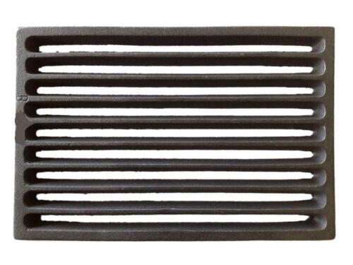 Ofenrost Gusseisen Ersatzteil 22 x 30 cm Ofen Feuerrost Leda Kaminrost