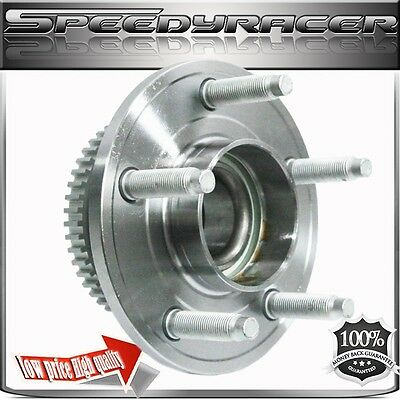 Mac Auto Parts 2005-2013 Fits for Ford Mustang W//ABS 1 Front Wheel Hub Assembly REF# 513221