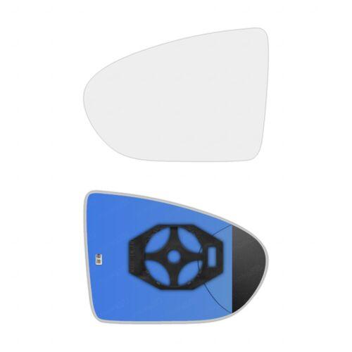 Izquierda asphärisch cristal espejo Indutherm para nissan qashqai j10 2007-2013