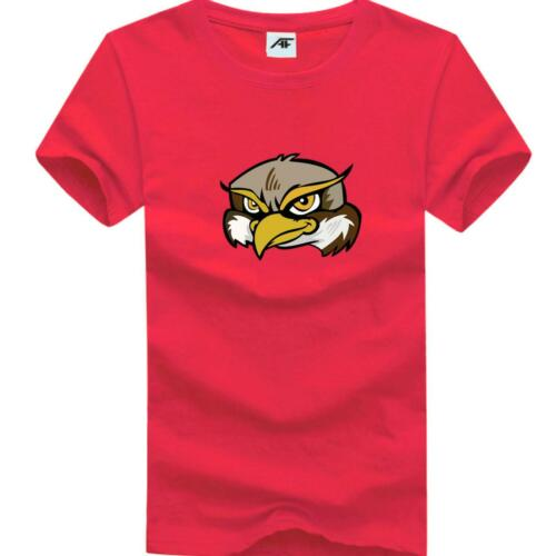 Eagle Face Printed T-Shirt Kids Boys Girls Tee Top Children Summer Party 5162