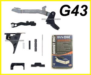 Limited Quantity Glock 43//Polymer 80 SS80 Original Complete LPK Lower Parts Kit